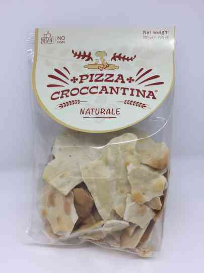 Pizza croccantina - 200g naturale