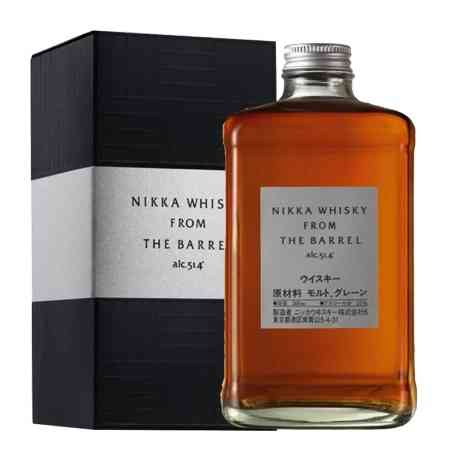Nikka Whisky From the Barrel - CL. 50 astucciato