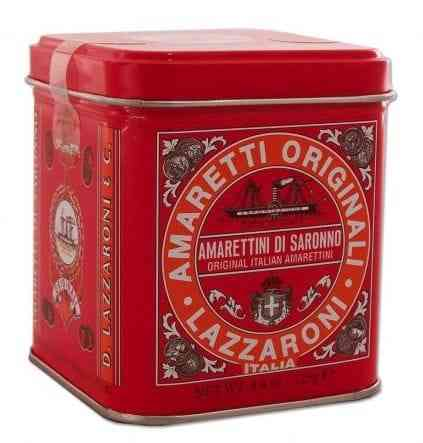 Amarettini lattina - 125g