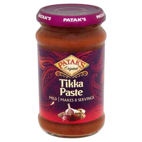 Salsa al curry «Tikka» - 283g